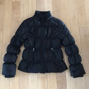 Guess L Quilted Down Puffer Jacket